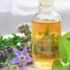 hand blended herbal prescription