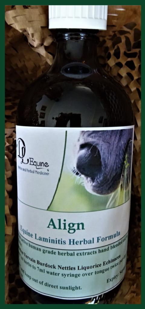 DL Equine Align Laminitis Herbal Formula